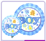 Ir's a Boy / Girl Balloons
