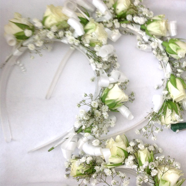 Bridal Flowers | Buttonhole | White Orchid