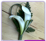 Buttonhole Lily